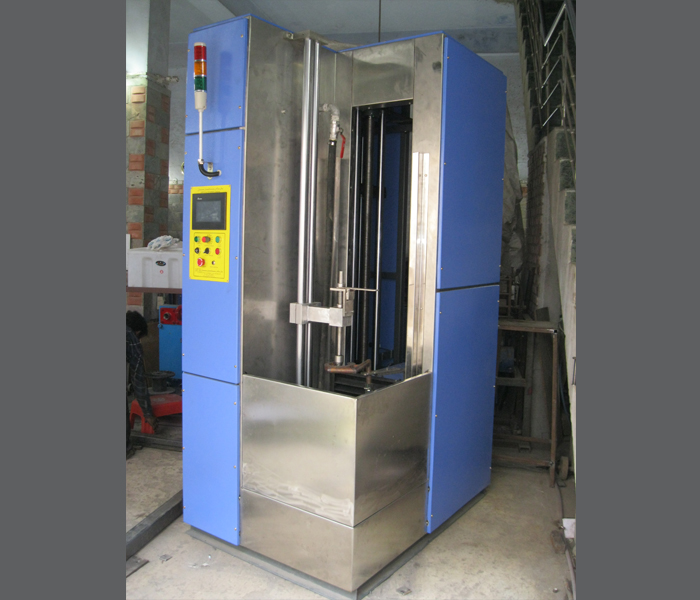 Vertical Scanner Coil Moving 800 mm